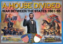 a_house_divided_war_between_the_states_1861_1865_frank_chadwick_mayfair_games_cover