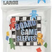 board_game_card_sleeves_100_clear_large_arcane_tinmen_pack