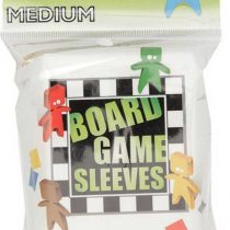 board_game_card_sleeves_100_clear_medium_arcane_tinmen_pack