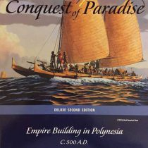 conquest_of_paradise_kevin_McPartland_gmt_cover