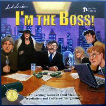 i_m_the_boss_sid_sackson_eagle_gryphon_games_cover