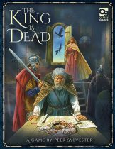 the_king_is_dead_peer_sylvester_osprey_games_cover