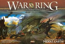 war_of_the_ring_2nd_edition_roberto_di_meglio_ares_games_cover